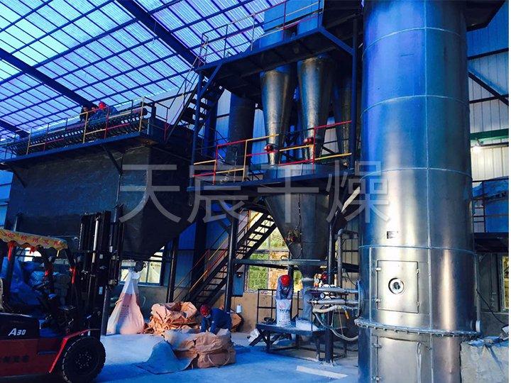 高效环保型防锈颜干燥工程